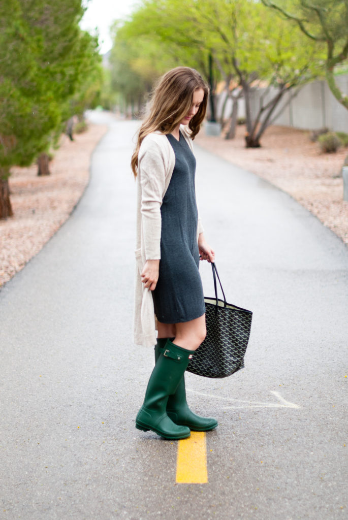 3 Ways to Style Rain Boots for Warmer Months