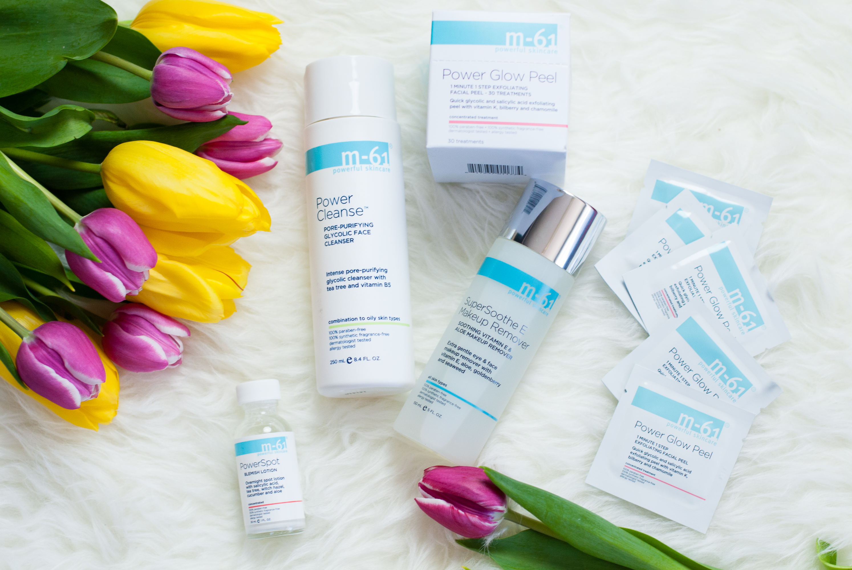 Spring Skincare and Makeup Routine with Bluemercury