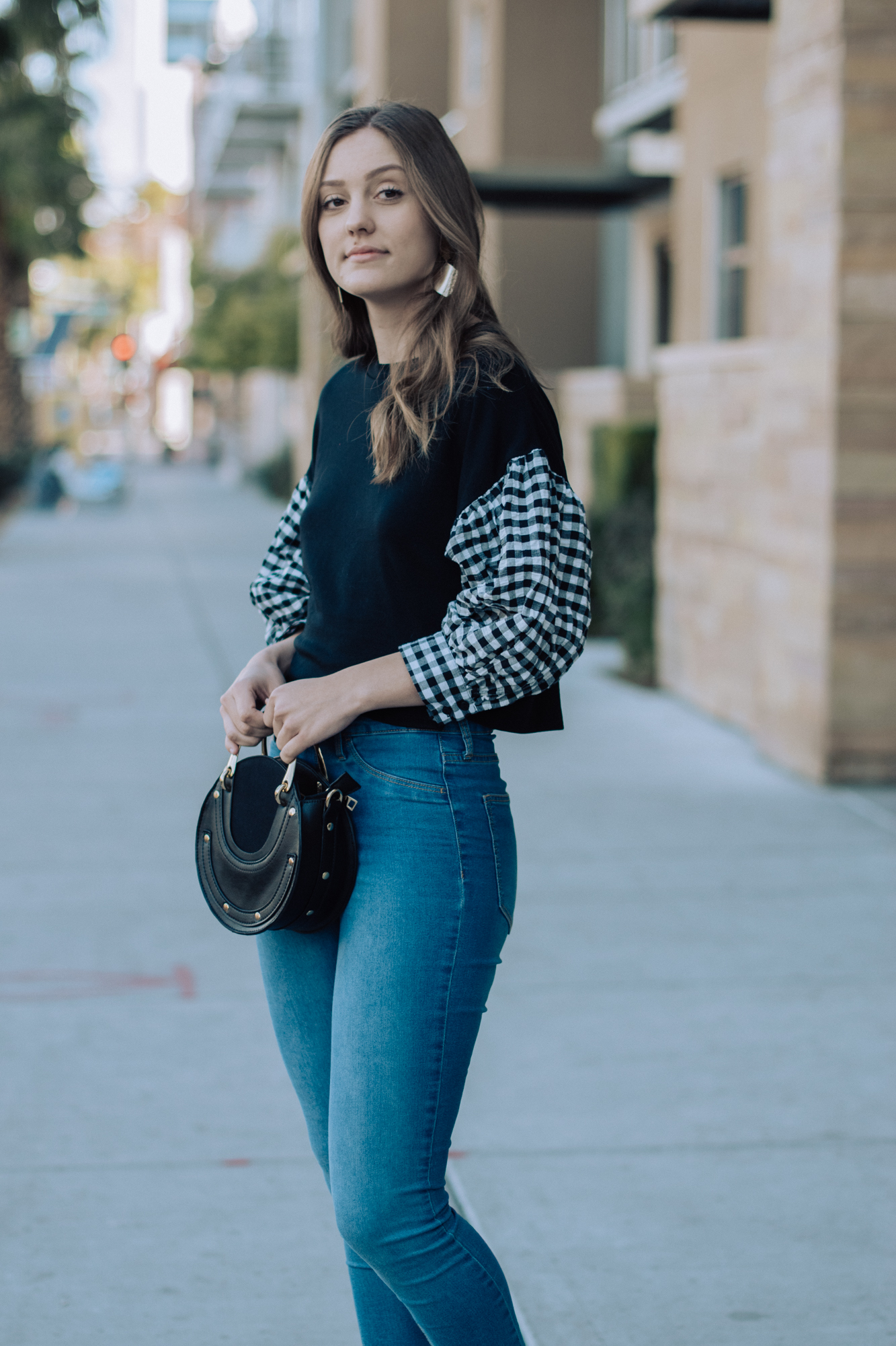 The Comfiest (and Cheapest) High Waisted Denim