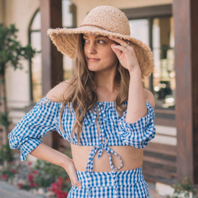 Going Gingham