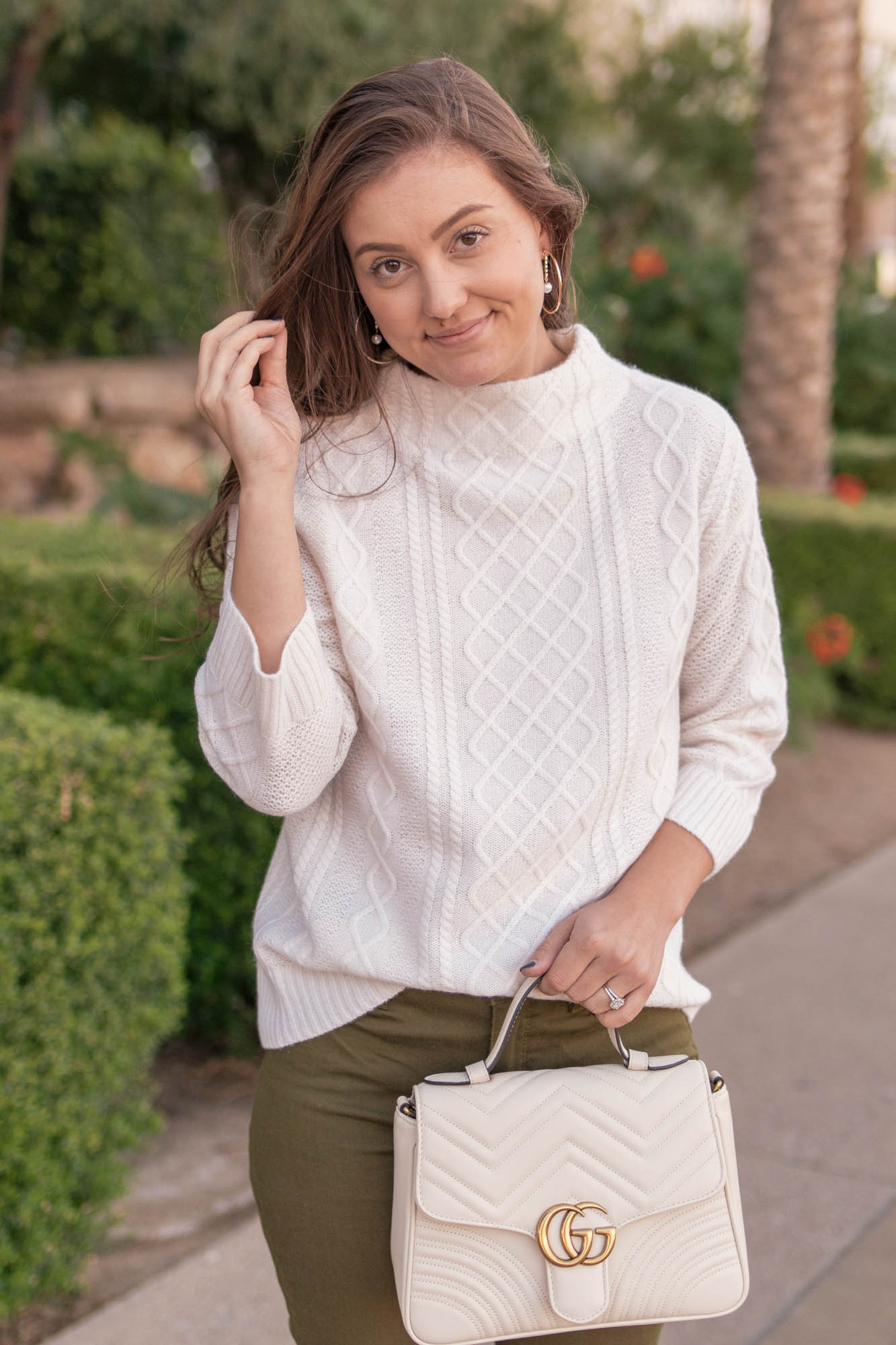 Winter Prepping with Talbots - www.HaleighHall.com